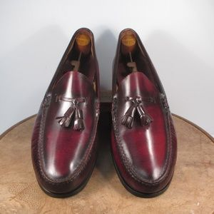 Bass High Vamp Loafers 12 D